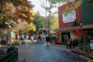 Dollywood in the Fall
