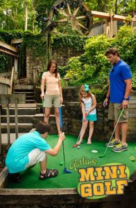 Gatlins Mini Golf in the Smokies