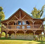 Dare to Bear cabin rental