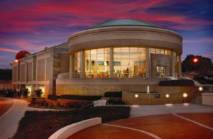 Knoxville TN Womens Basketball Hall of Fame Night Shot