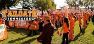 Tailgate Party Knoxville Tennessee Volunteers