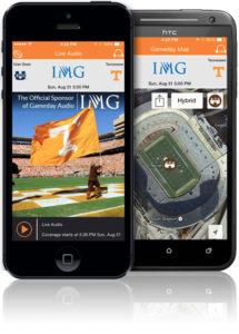UT Official Gameday App