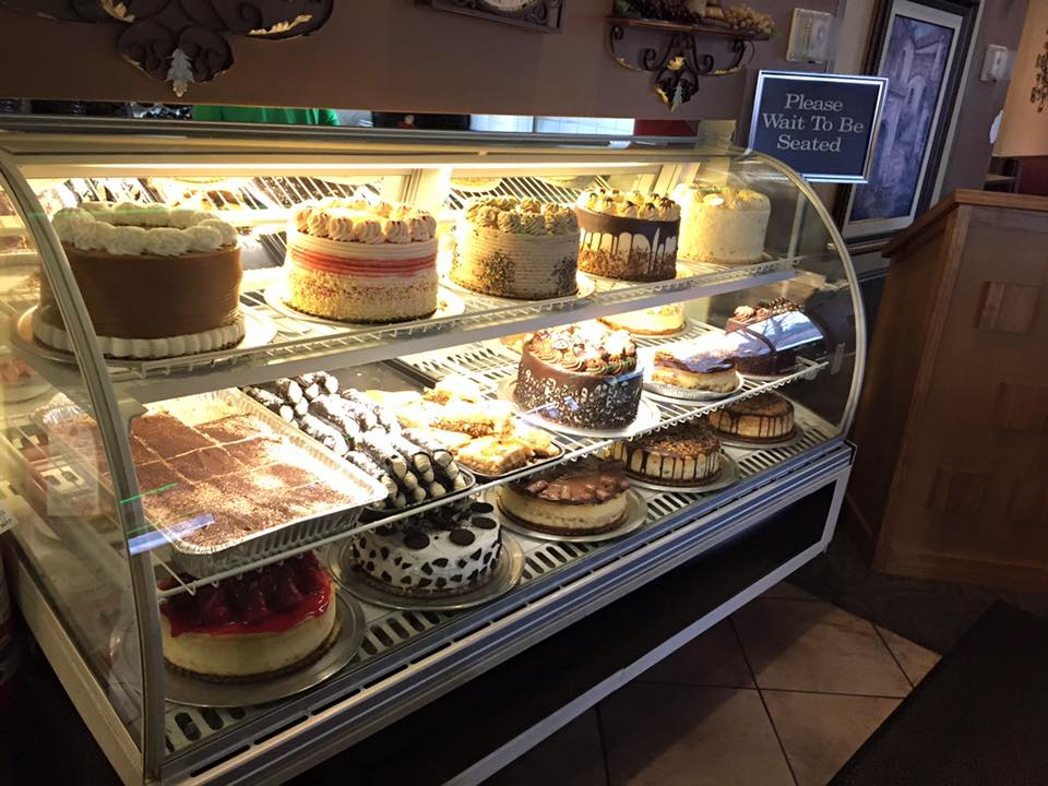 Gondolier Italian Restaurant and Pizza at Cedar Bluff, Knoxville, TN -  Made in-house delicious desserts.