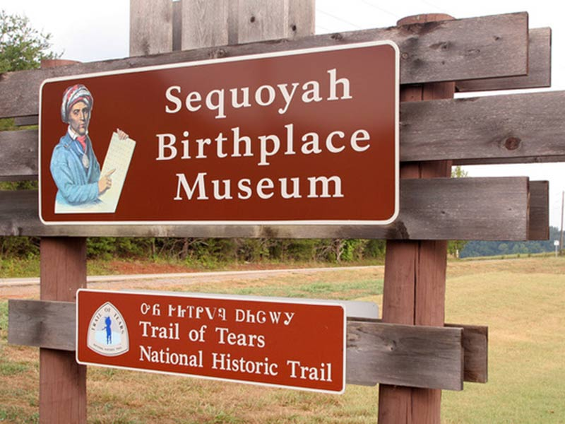 TownMagic - Sequoyah Birthplace Museum Fall Festival